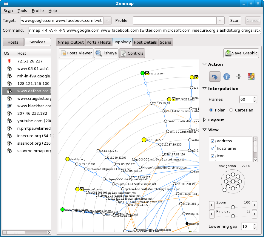 "Visual Site Map: Free Download Nmap (""Network Mapper"")"